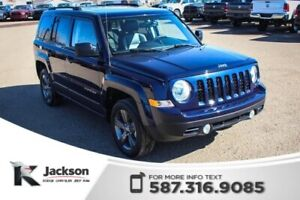 2015 Jeep Patriot High Altitude - Low KM, Leather, Remote Start