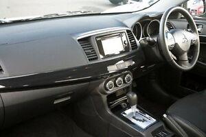 2014 Mitsubishi Lancer Silver Constant Variable Sedan Nunawading Whitehorse Area Preview