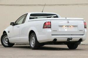2010 Holden Ute White Sports Automatic Utility Vermont Whitehorse Area Preview