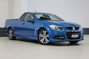 2015 Holden Ute VF MY15 SS Voodoo Blue 6 Speed Automatic Utility Bentley Canning Area Preview