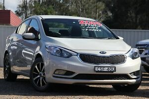2014 Kia Cerato YD MY14 S Cream 6 Speed Sports Automatic Hatchback Tuggerah Wyong Area Preview