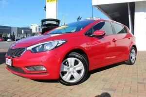 2015 Kia Cerato YD MY15 S Red 6 Speed Sports Automatic Hatchback Parramatta Park Cairns City Preview