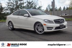 2014 Mercedes Benz C-Class C 350 BC CAR, LOW KM, AWESOME CONDITI