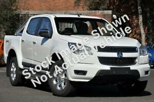 2013 Holden Colorado RG LTZ (4x4) White 5 Speed Manual Crew Cab Pickup Sandgate Newcastle Area Preview
