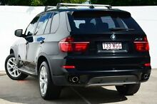2011 BMW X5 E70 MY11 xDrive30d Steptronic Black 8 Speed Sports Automatic Wagon Currimundi Caloundra Area Preview