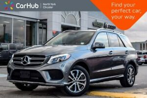 2018 Mercedes-Benz GLE-Class 400|AMG Styling|Memory Pkgs|Pano_Su