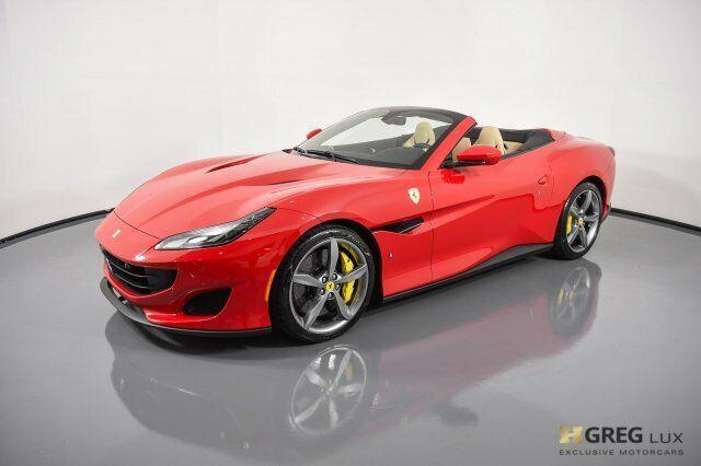 Image 7 Voiture Européenne d'occasion Ferrari Portofino 2019