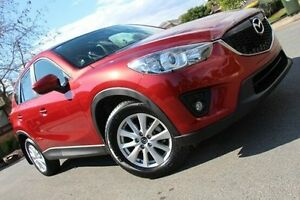 2012 Mazda CX-5 Red Sports Automatic Wagon Rose Park Burnside Area Preview