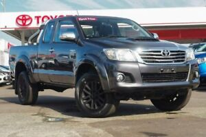 2014 Toyota Hilux KUN26R MY14 SR5 Xtra Cab Graphite 5 Speed Manual Utility Osborne Park Stirling Area Preview