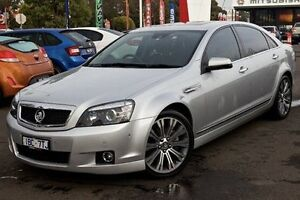2014 Holden Caprice WN MY14 V Silver 6 Speed Sports Automatic Sedan Nunawading Whitehorse Area Preview