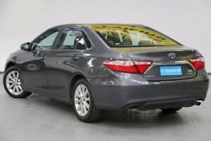 2015 Toyota Camry AVV50R Atara S Grey 1 Speed Constant Variable Sedan Hybrid