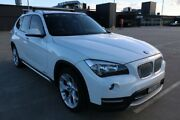 2013 BMW X1 E84 LCI sDrive18d Steptronic White 8 Speed Sports Automatic Wagon Sydney City Inner Sydney Preview