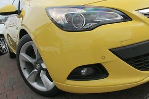 2015 Holden Astra PJ MY15.5 GTC Yellow 6 Speed Manual Hatchback Waitara Hornsby Area Preview