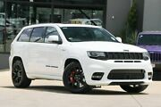 2018 Jeep Grand Cherokee WK MY18 SRT White 8 Speed Sports Automatic Wagon Moorooka Brisbane South West Preview