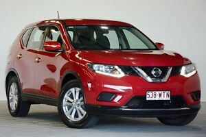 2014 Nissan X-Trail T32 ST (4x4) Red Continuous Variable Wagon Coopers Plains Brisbane South West Preview