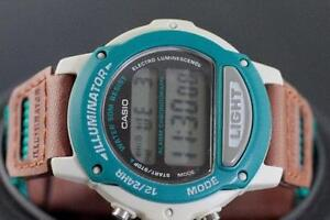 BRAND NEW ALARM CHRONOGRAPH-ELECTRO LUMINESCENCE CASIO WATCH
