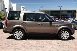 2013 Land Rover Discovery 4 Series 4 L319 MY13 SDV6 SE Bronze 8 Speed Sports Automatic Wagon Osborne Park Stirling Area Preview