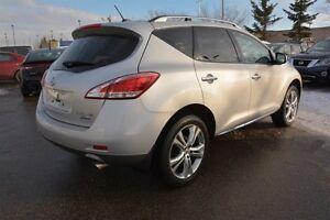 2011 Nissan Murano LE AWD Navigation (GPS),  Leather,  Heated Se Edmonton Edmonton Area image 5