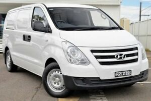 2015 Hyundai iLOAD TQ3-V Series II MY16 White 5 Speed Automatic Van Gosford Gosford Area Preview