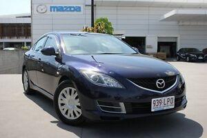 2008 Mazda 6 GH1051 Limited Blue 6 Speed Manual Sedan Maroochydore Maroochydore Area Preview