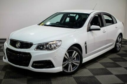 2015 Holden Commodore VF MY15 SS White 6 Speed Sports Automatic Sedan