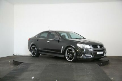 2014 Holden Commodore VF SS-V Black 6 Speed Automatic Sedan McGraths Hill Hawkesbury Area Preview