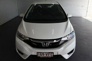 2014 Honda Jazz GF MY15 VTi-S White 1 Speed Constant Variable Hatchback Parramatta Park Cairns City Preview