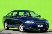2001 Mitsubishi Lancer CE2 GLi Blue Manual Coupe Ringwood East Maroondah Area Preview