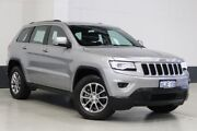 2014 Jeep Grand Cherokee WK MY14 Laredo (4x2) Silver 8 Speed Automatic Wagon Bentley Canning Area Preview