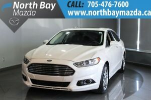 2013 Ford Fusion Titanium Leather Interior + Blind Spot Monitor