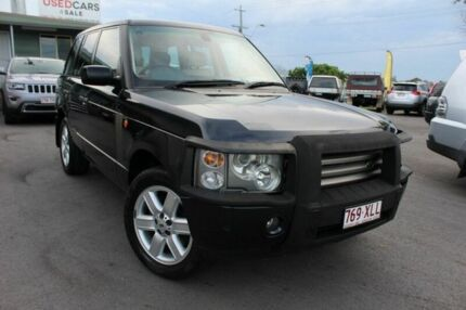 2004 Land Rover Range Rover L322 03MY SE Blue 5 Speed Automatic Wagon