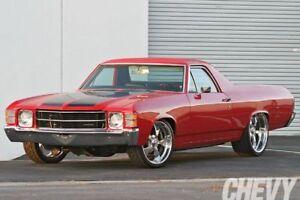 Chevrolet El Camino / Chevelle parts