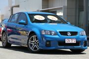 2012 Holden Commodore VE II MY12.5 SV6 Blue 6 Speed Sports Automatic Sedan Springwood Logan Area Preview