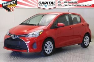 2017 Toyota Yaris LE HB **New Arrival**