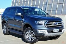 2015 Ford Everest UA Trend Grey 6 Speed Sports Automatic Wagon Midland Swan Area Preview