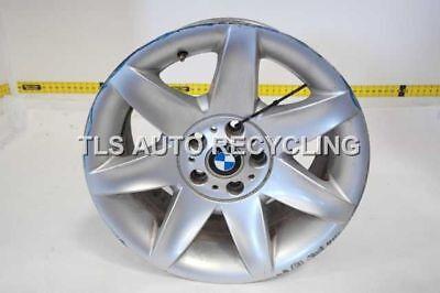 17X8 Exposed Lug 7 Spoke Alloy Wheel Fits 2002 BMW 525i E39 OEM