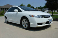 ** MINT, CLEAN 2009 Honda Civic Sport Sedan, lady driven **