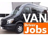 VAN DRIVER REQURIED FROM REMOVALS SERVICES IN BIRMINGHAM AREAS.