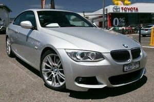 2012 BMW 325I E92 MY0312 Steptronic Silver 6 Speed Sports Automatic Coupe Keysborough Greater Dandenong Preview