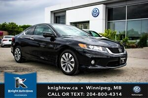 2014 Honda Accord Coupe EX-L w /Navigation/Blind Spot Monitor/Su