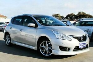2014 Nissan Pulsar C12 SSS Silver 1 Speed Constant Variable Hatchback Craigieburn Hume Area Preview