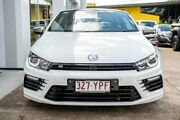 2015 Volkswagen Scirocco 1S MY15 R Coupe DSG White 6 Speed Sports Automatic Dual Clutch Hatchback Capalaba Brisbane South East Preview