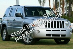 2011 Jeep Patriot MK MY2010 Sport Billet Silver 5 Speed Manual Wagon Hillcrest Logan Area Preview