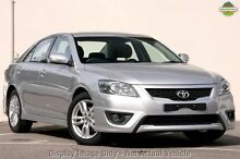 2010 Toyota Aurion GSV40R MY10 Sportivo SX6 Silver 6 Speed Sports Automatic Sedan Osborne Park Stirling Area Preview