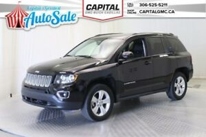 2016 Jeep Compass *Heated Seats-Leather*