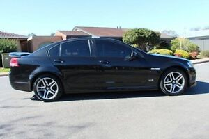 2010 Holden Commodore Black Sports Automatic Sedan Adelaide CBD Adelaide City Preview