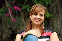 Book your one on one Spanish Lesson with Silvia today!