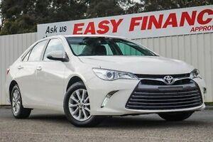 2015 Toyota Camry ASV50R Altise White 6 Speed Sports Automatic Sedan Gosnells Gosnells Area Preview