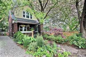 House for rent - Upper Beaches T.O available March 1st