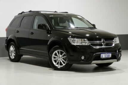 2015 Dodge Journey JC MY15 SXT Black 6 Speed Automatic Wagon Bentley Canning Area Preview